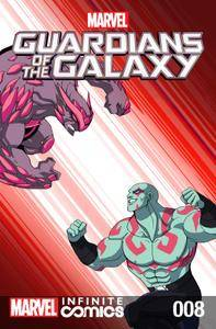 Marvel Universe Guardians of the Galaxy Infinite Comic 008 2016 Digital
