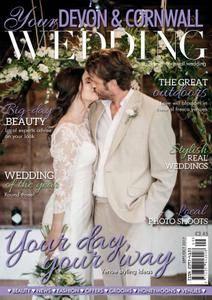 Your Devon & Cornwall Wedding - September 01, 2017