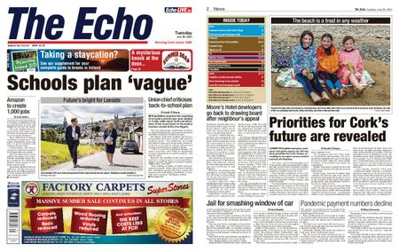 Evening Echo – July 28, 2020