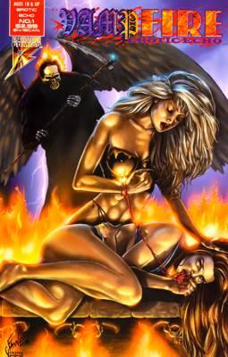 VampFire - Erotic Echo 1-2