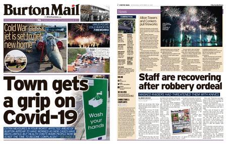 Burton Mail – September 30, 2020