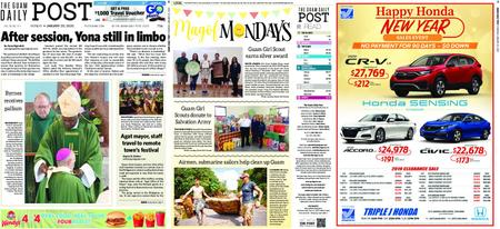 The Guam Daily Post – January 20, 2020