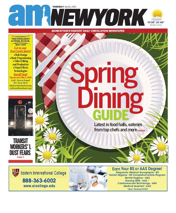 AM New York - April 11, 2019