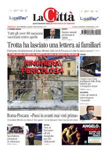 La Città Quotidiano - 9 Aprile 2021