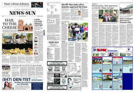 Lake County News-Sun – March 23, 2018