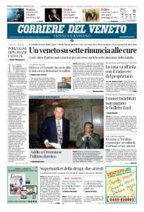 Corriere del Veneto Vicenza e Bassano - 13 Aprile 2018