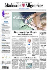 Märkische Allgemeine Westhavelländer - 03. August 2018