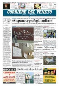 Corriere del Veneto Vicenza e Bassano – 26 settembre 2018