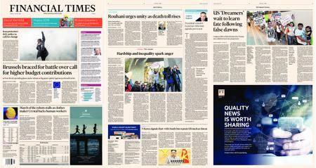 Financial Times Europe – 02 January 2018