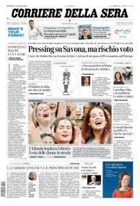 Corriere della Sera - 27 Maggio 2018