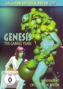 Genesis - The Gabriel Years (2010) {2xDVD5 PAL Set Anvil Media ANV3578}
