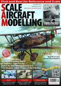 Scale Aircraft Modelling - July 2018