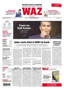 WAZ Westdeutsche Allgemeine Zeitung Oberhausen-Sterkrade - 07. Februar 2019