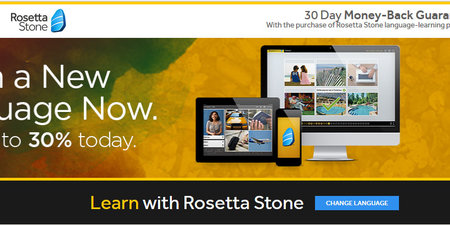 Rosetta Stone TOTALe 5.0.37 - French Language updates