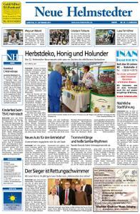 Neue Helmstedter - 21. September 2019