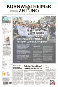 Kornwestheimer Zeitung - 21. September 2019