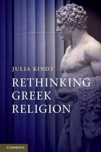 Rethinking Greek Religion (Repost)