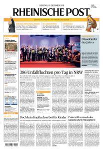 Rheinische Post – 10. Dezember 2019