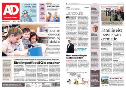 Algemeen Dagblad - Zoetermeer – 21 januari 2020