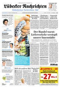 Lübecker Nachrichten Ostholstein Süd - 05. September 2018