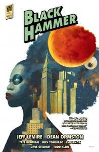 Dark Horse-Black Hammer Library Edition Vol 02 2020 Hybrid Comic eBook