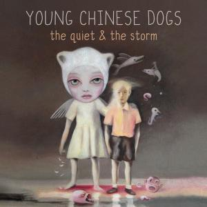 Young Chinese Dogs - The Quiet & the Storm (2019) [Official Digital Download 24/96]