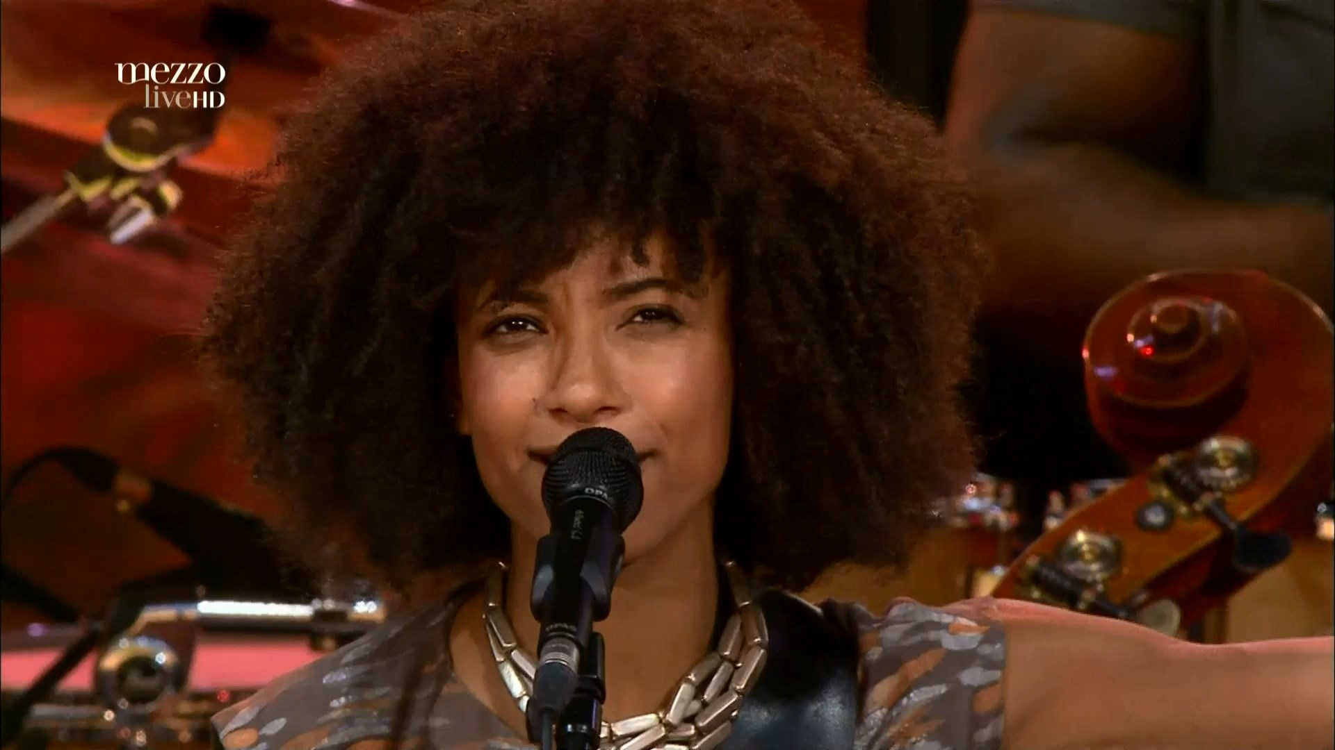 Esperanza Spalding / Radio Music Society - Live at Jazz à