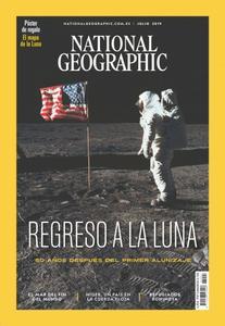 National Geographic España - julio 2019