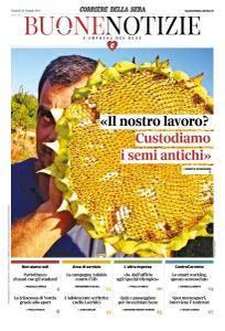 Corriere della Sera Buone Notizie - 29 Maggio 2018