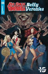 Red Sonja and Vampirella Meet Betty and Veronica 006 2019 5 covers digital Son of Ultron