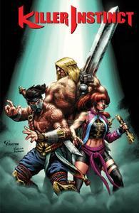Dynamite-Killer Instinct Vol 01 2018 Hybrid Comic eBook