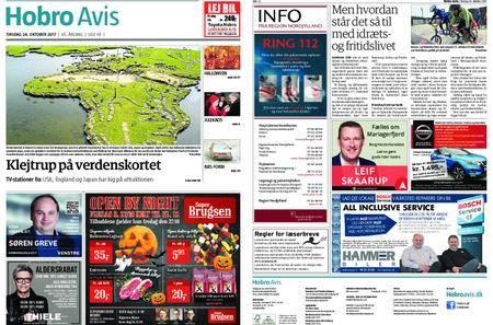 Hobro Avis – 24. oktober 2017