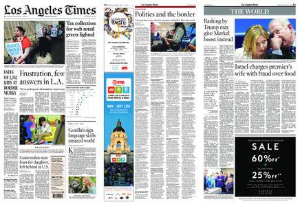 Los Angeles Times – June 22, 2018