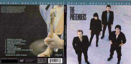 The Pretenders - Learning To Crawl (1983)