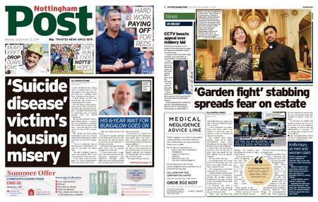Nottingham Post – September 23, 2019