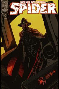 Dynamite-The Spider No 08 2013 Hybrid Comic eBook