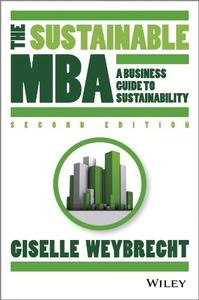 The Sustainable MBA: A Business Guide to Sustainability (repost)