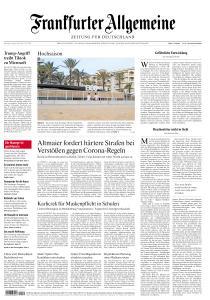 Frankfurter Allgemeine Zeitung - 3 August 2020