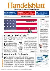 Handelsblatt - 07. November 2017