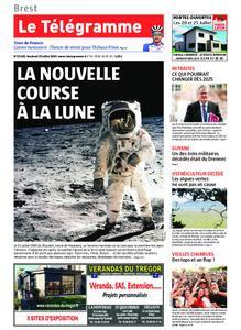 Le Télégramme Brest – 19 juillet 2019