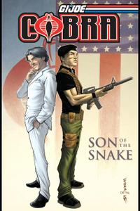 IDW-G I Joe Cobra Son Of The Snake 2013 Hybrid Comic eBook