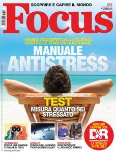 Focus Italia – settembre 2021