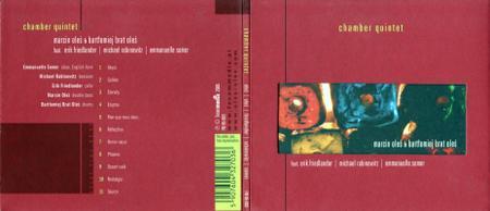 Marcin Oles & Bartlomiej Brat Oles - Chamber Quintet (2005)