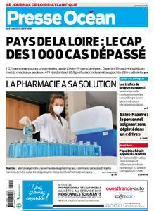Presse Océan Nantes – 02 avril 2020