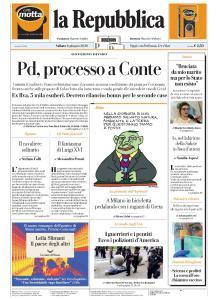 La Repubblica - 6 Giugno 2020