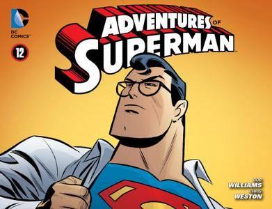 Adventures of Superman 012 2013 Digital
