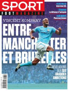 Sport Foot Magazine - 5 Décembre 2018