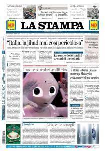 La Stampa Torino Provincia e Canavese - 28 Marzo 2018