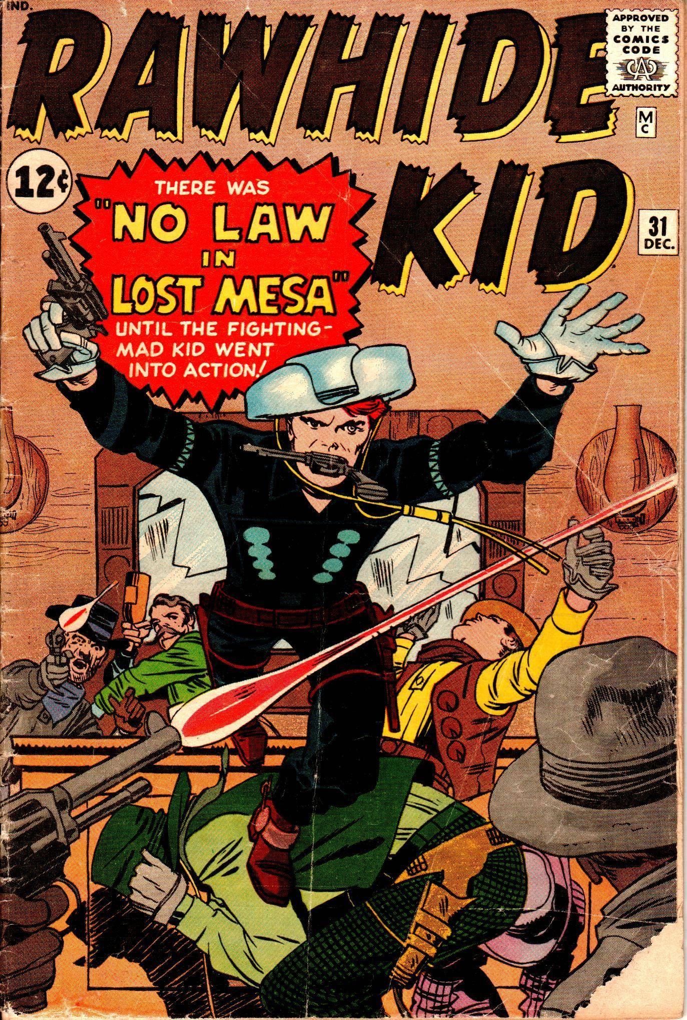 Rawhide Kid v1 031 1962