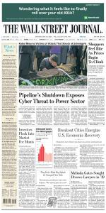 The Wall Street Journal - 10 May 2021